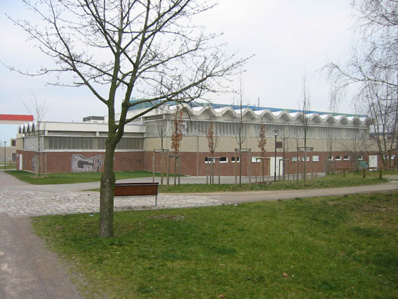 Turnhalle Nord-West 2